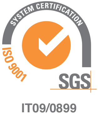 SGS system certification